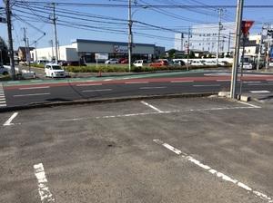 道路側駐車場