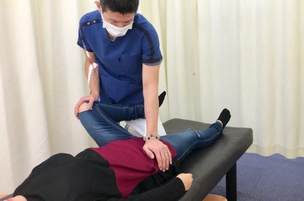 腸骨の調整